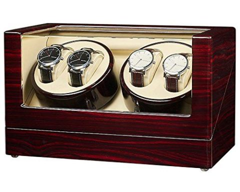 Battery Powered Watch Winder